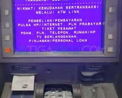 Ganti PIN ATM BRI Berhasil