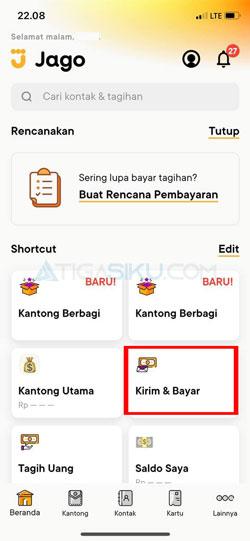 Buka Aplikasi Bank Jago 2