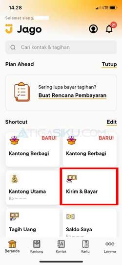 Buka Aplikasi Jago