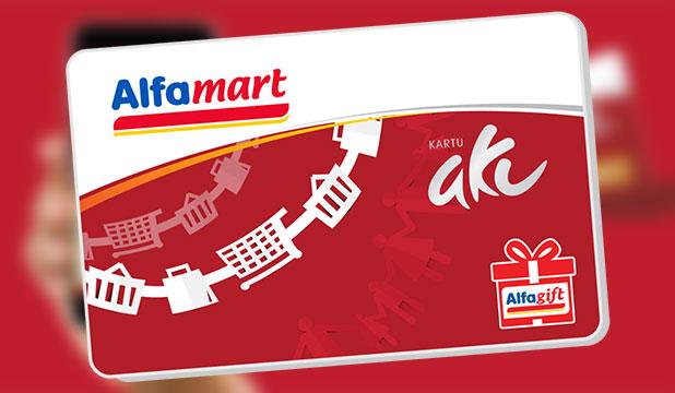 Cara Daftar Member Alfamart 1