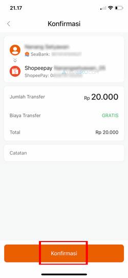 Konfirmasi Transaksi 2